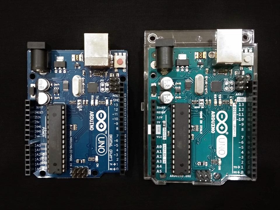 klon board Arduino dan asli