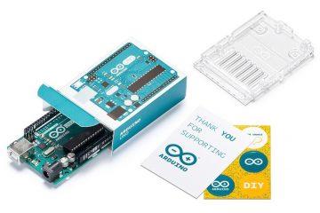 Cara Pilih Board Arduino