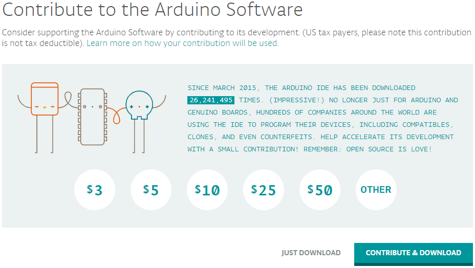 Contribute to Arduino Software