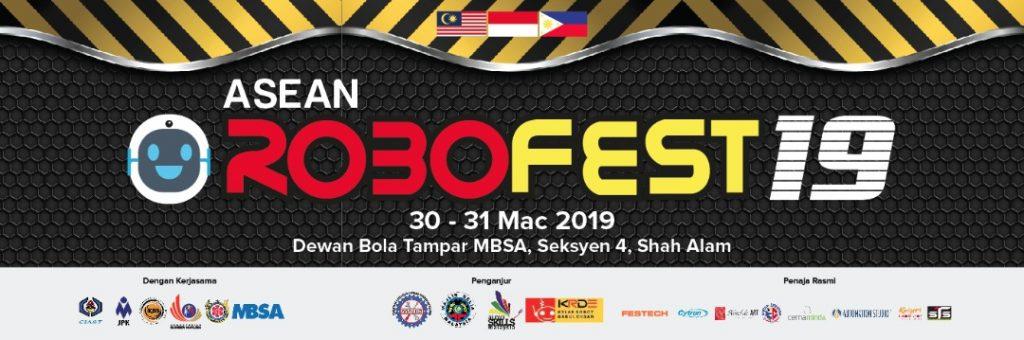Sekitar ASEAN Robofest 2019