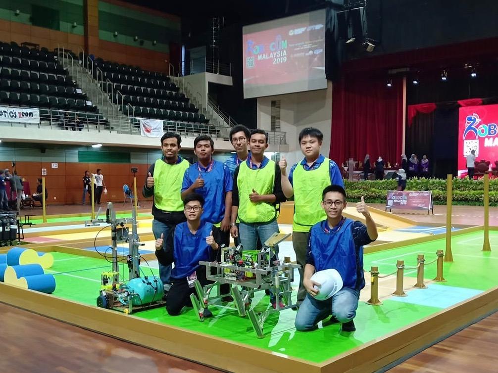 Juara Robocon Malaysia 2019