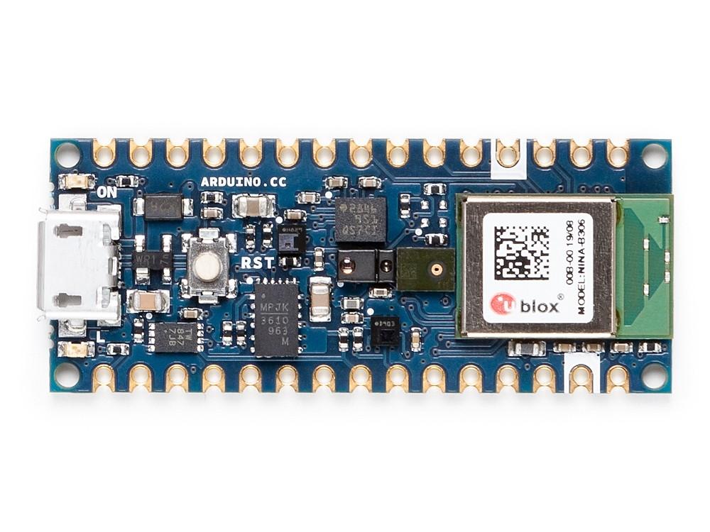 Arduino Nano BLE Sense