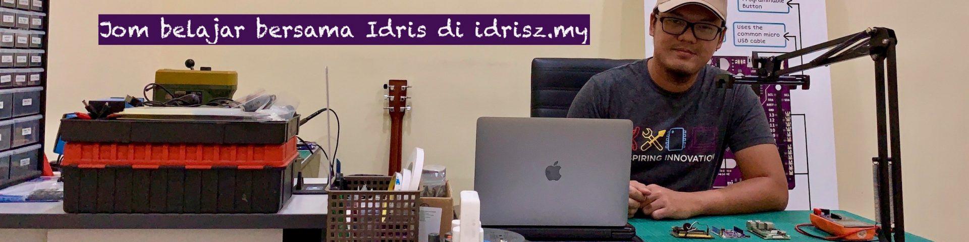 Jom Belajar Bersama Idris