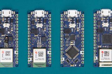 Papan Arduino Nano 2019