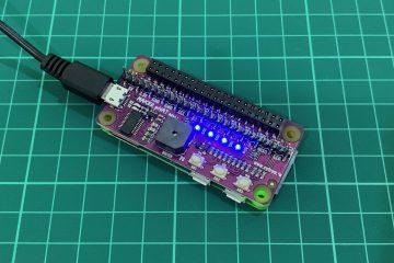 Raspberry Pi Mengawal Pin Keluaran Digital