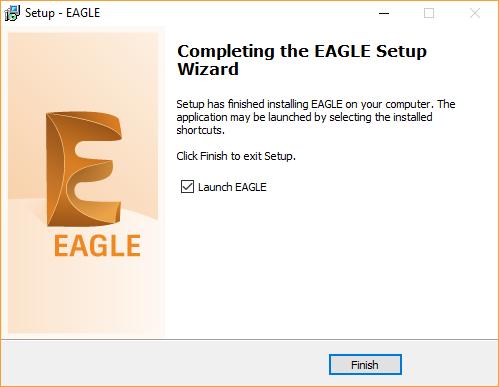 Memasang Perisian Autodesk Eagle