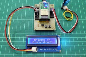 MicroPython Arduino